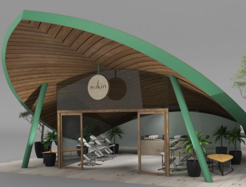 Sukin - Sustainable Spa