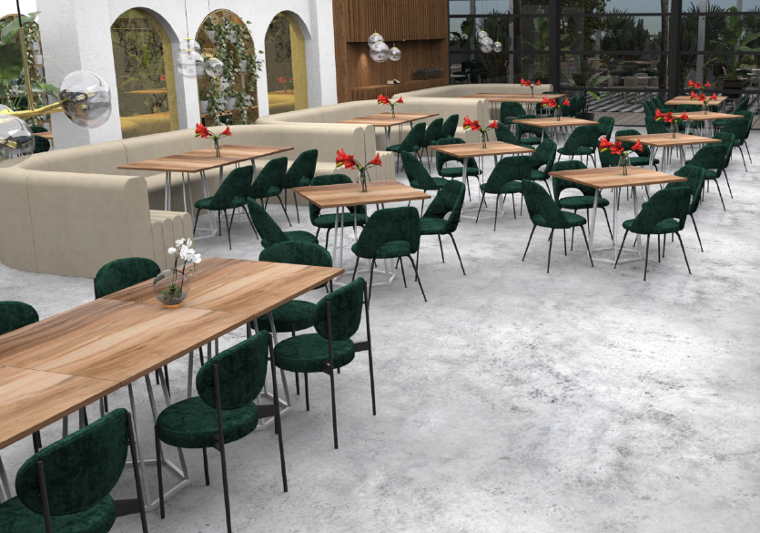Penfolds Conservatory – Modern Elegance